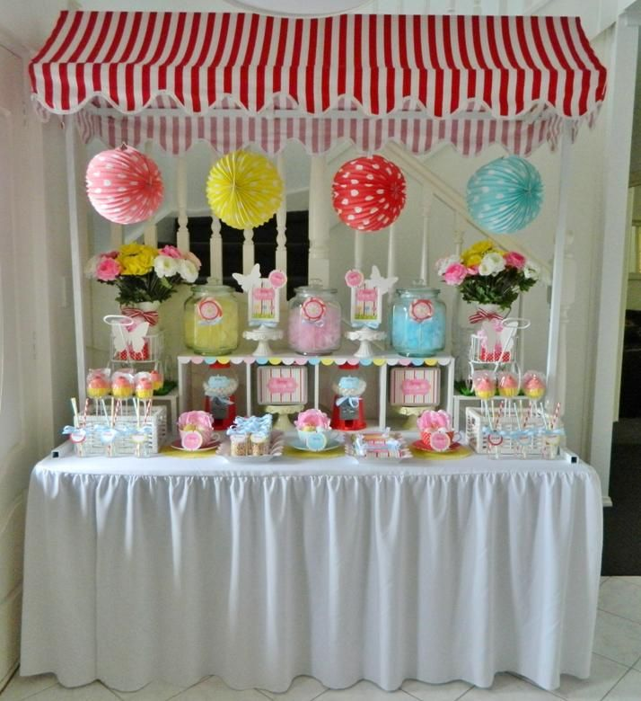 Lollipop Markets Meet Greet Table Styled By Fairydust