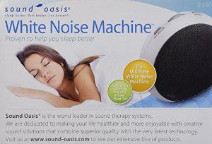 We have one for both the girls' rooms  Amazon.com: Sound Oasis S-100 White Noise Machine: Health & Personal Care