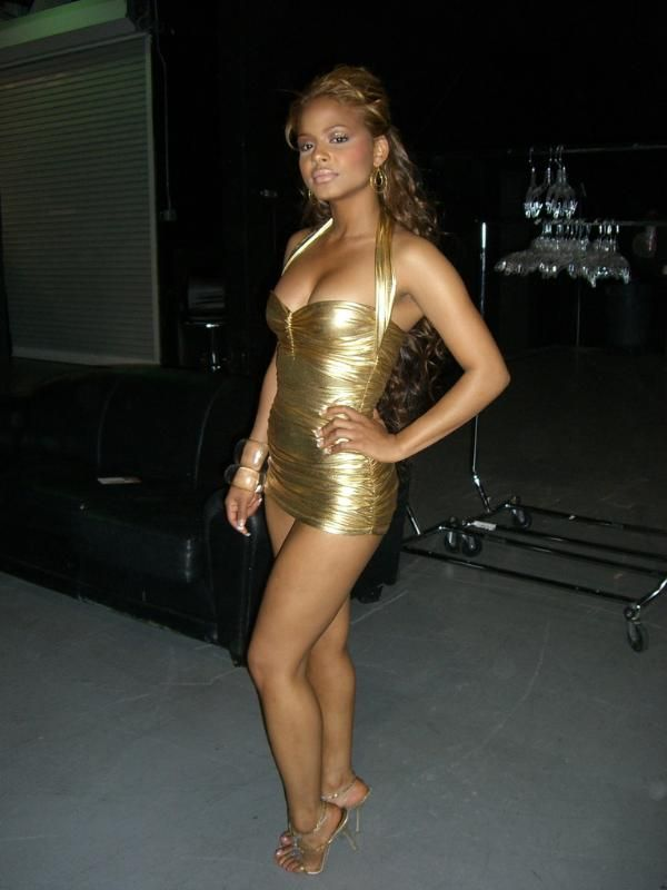 Christina Milian Has Been Bad For A Long Long Time