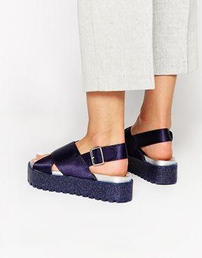 Shoes women heels, Flatform sandals
