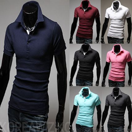 Solid Color Polo | Sneak Outfitters