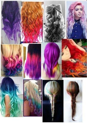 Pelos y Colores