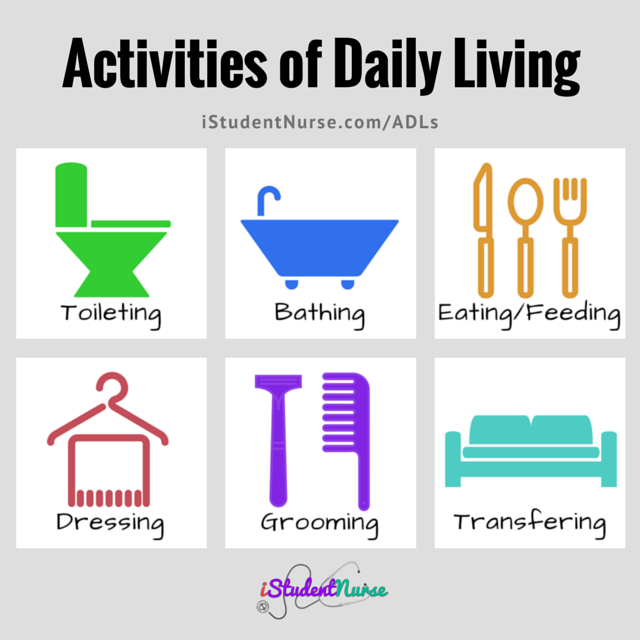 activity adult daily living