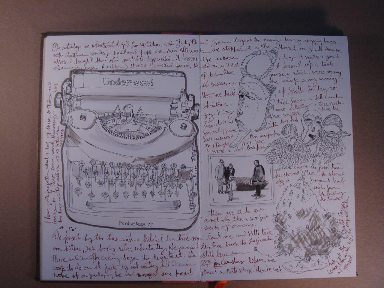 Danny Gregory Sketchbook Artist Sketch Book Danny Gregory Artist