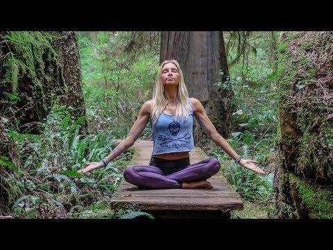 24minsbeautiful beginner yoga ♥ hatha class for everyone