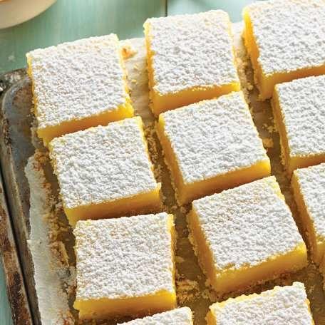 Lemon Dessert Bar Mix