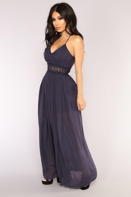 Holy ship maxi dress navy maxi dress dresses maxi
