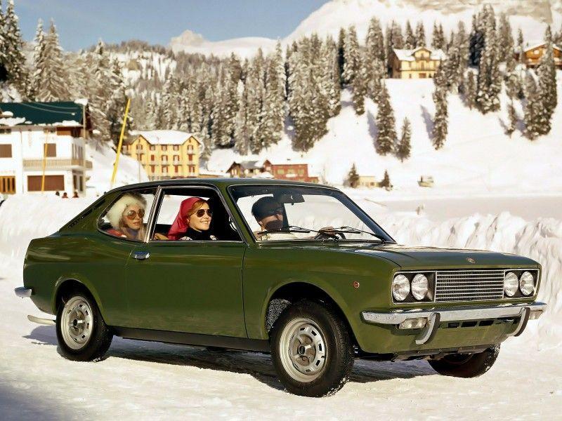 Fiat 128 Coupe Sl 1971 75 Fiat 128 Fiat Fiat Cars