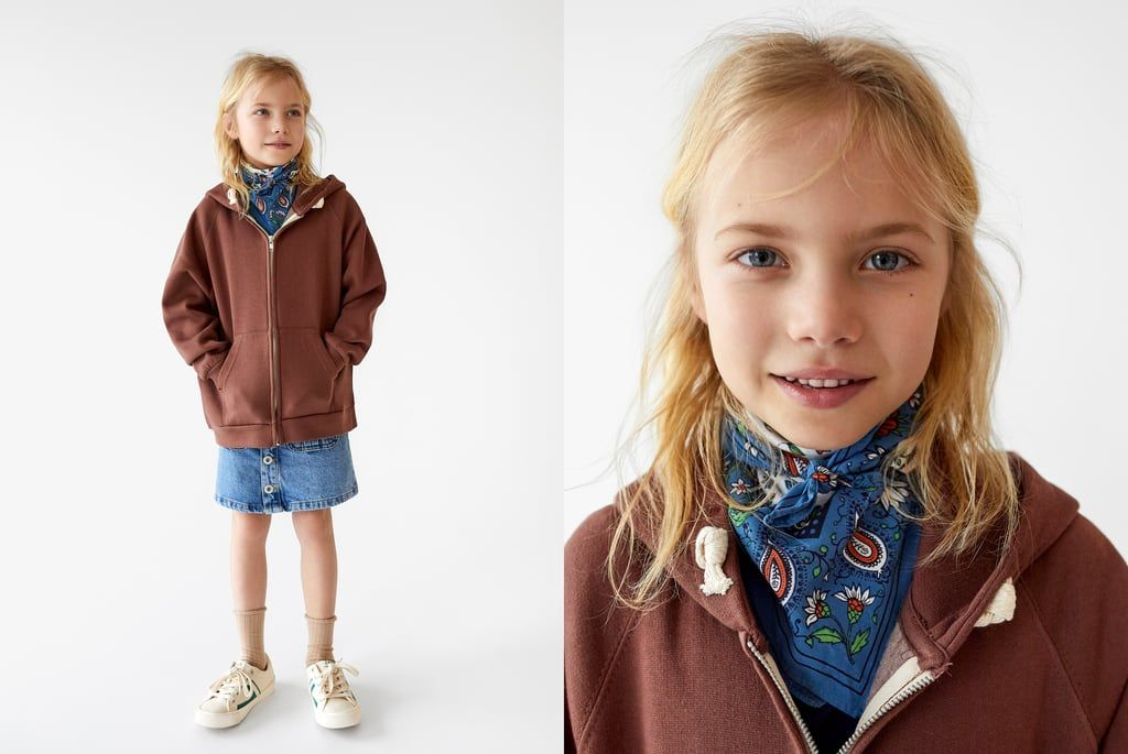73a6a5ac25 Girls' Sweatshirts | New Collection Online | ZARA United States ...