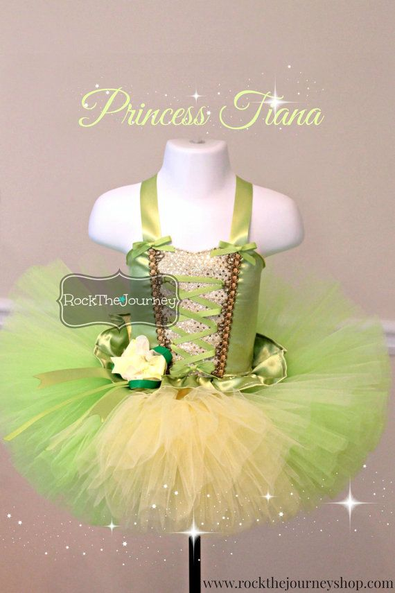 Hey, I found this really awesome Etsy listing at https://www.etsy.com/listing/193694053/princess-and-the-frog-green-and-yellow