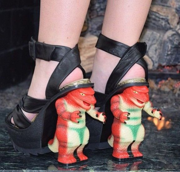 Irregular Choice / Indie Shoe Blog for