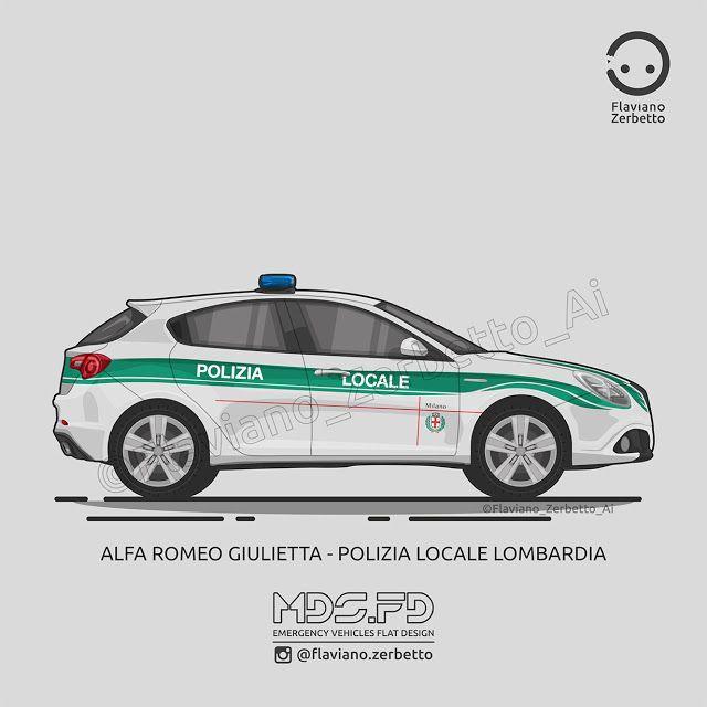 Polizia Locale Lombardia (mit