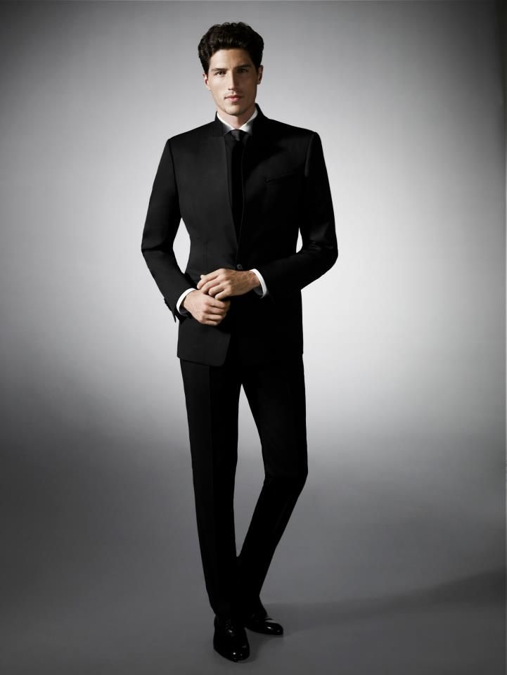 a554f9765 Ryan Kennedy Models the Hugo Boss x Esmod Collaboration | Men's ...