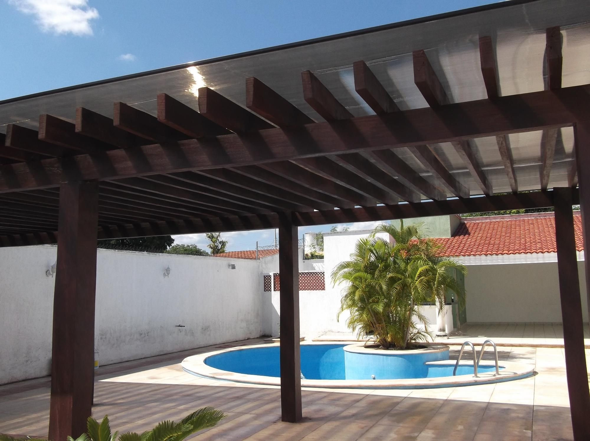 Techos de policarbonato outdoor ideas for the dream - Techos de pergolas ...