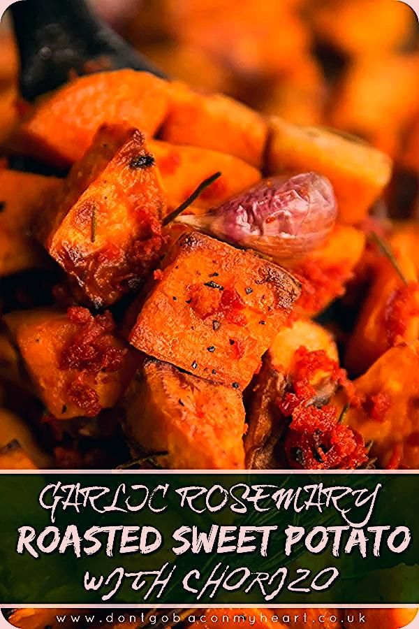 Sweet, salty, spicy and bursting with flavour, these truly are the BEST Roasted Sweet Potatoes. Bak