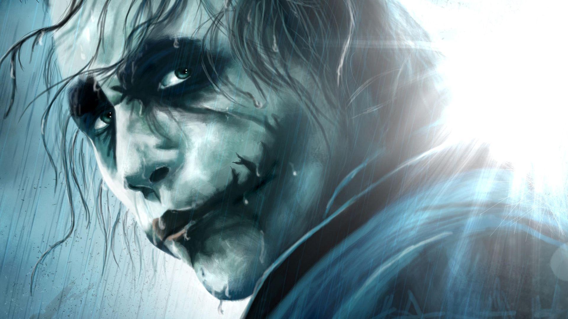 جوكر ليدجر أرت إي صور و خلفيات Joker Art Artwork
