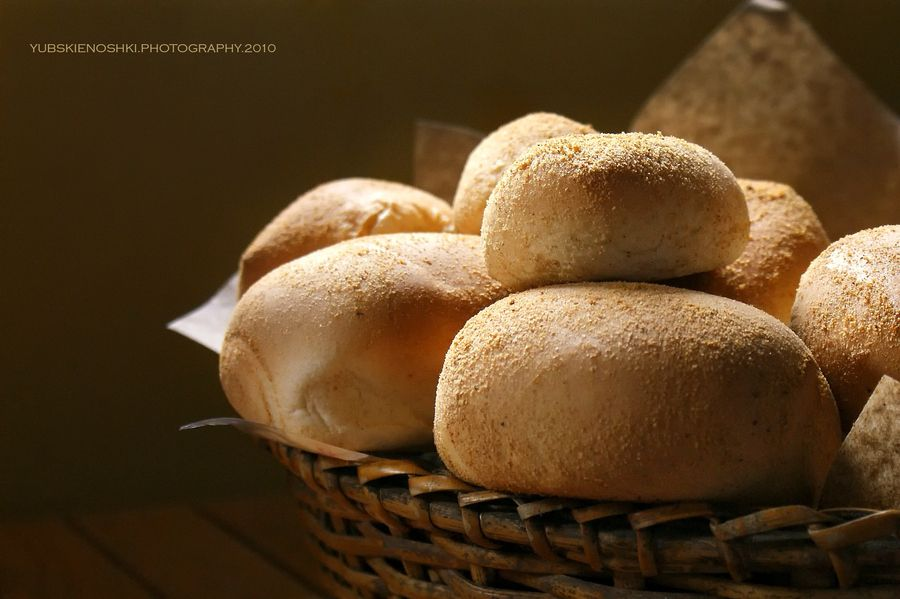 Pandesal - Pinoy's fave Bread by Hubert Baluyot, via 500px