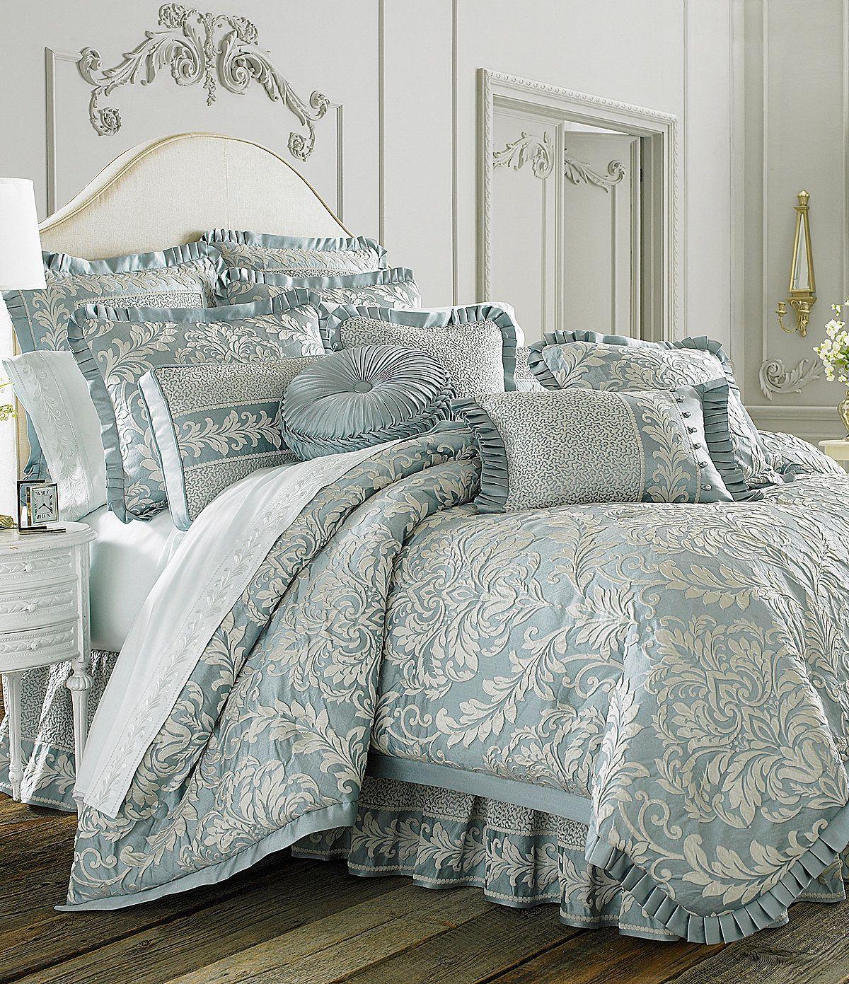 J Queen New York Vanderbilt Bedding Collection Dillards