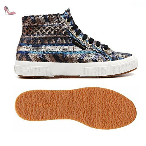Zapatos Le Superga - 2795-furpaiw - Full Black - 37 TIkSKTeA