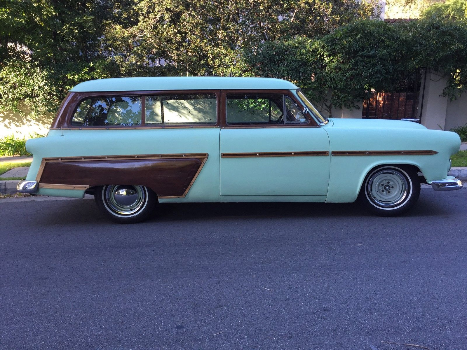 53 ford ranch wagon v8 classic woody pinterest classic and ford rh pinterest com