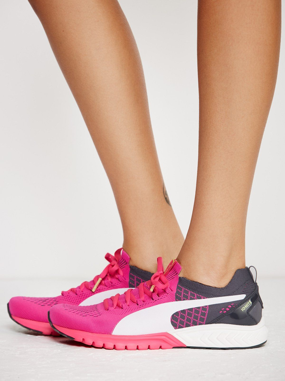 Puma Ignite Dual Evoknit Trainer at Free People Clothing Boutique d65ed6f330f6