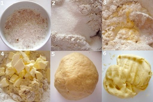 Brioche bouclettes - La petite pâtisserie d'iza