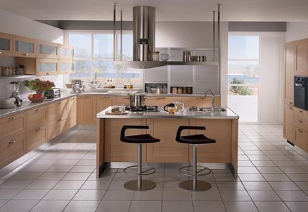 Decoraci n modelos de cocinas habitaciones cocina for Modelo de cocina 2016