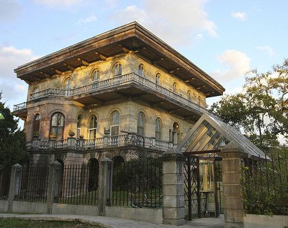 Luling Mansion Esplanade Ridge Mansions Abandoned Mansions Historic Homes