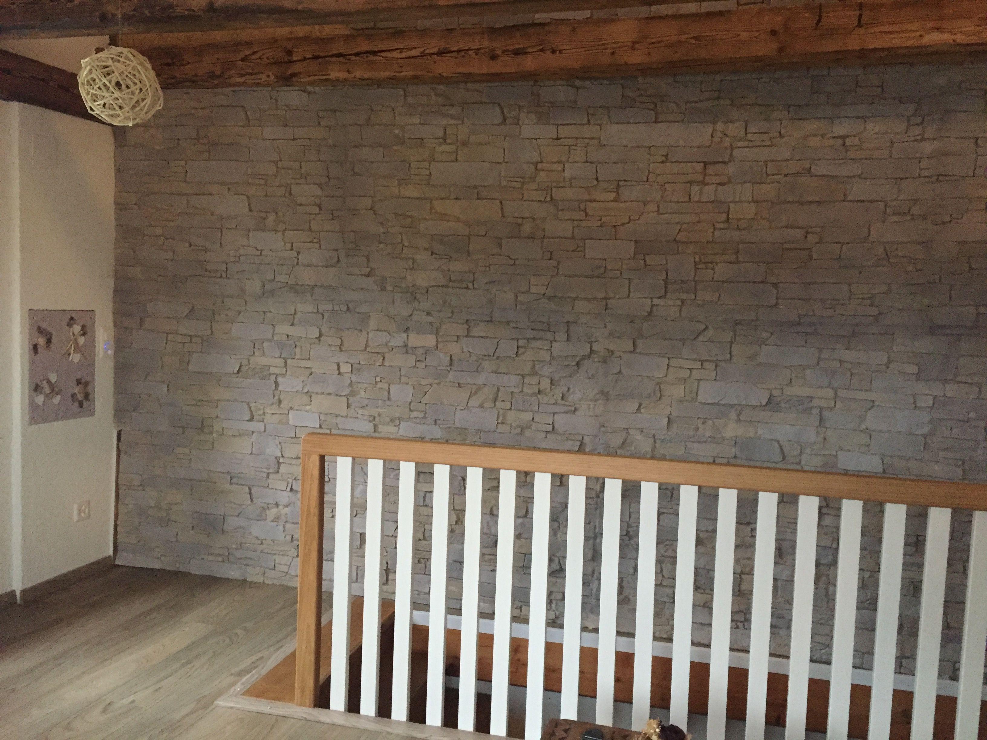 Wohnzimmerwand Stein Cal Y Canto Wandgestaltung Wohnzimmer Pinterest