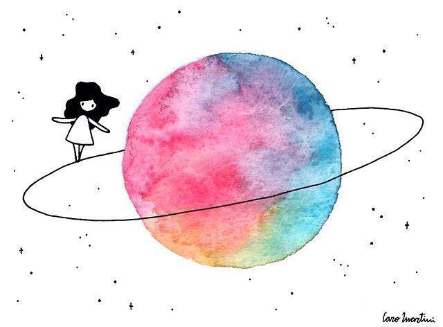 Gehen Gehen Schneiden Zeichnungen Wasserfarben Bilder