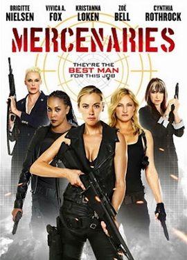 Xem Phim Nữ Biệt Kích Gợi Tình - Mercenaries