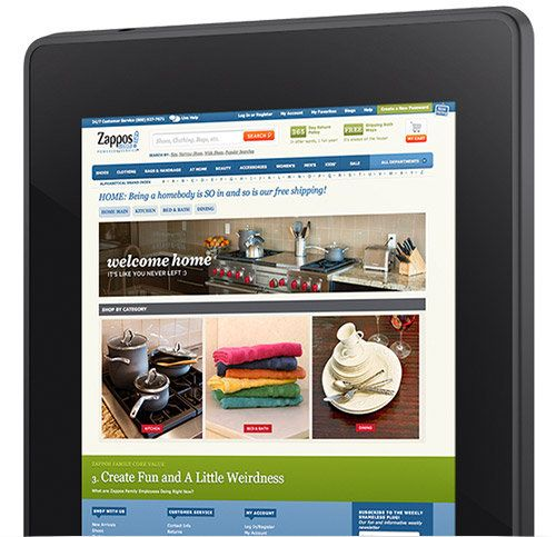 All-New Kindle Fire 7″ Tablet, Now in HD | Bloggers Networking