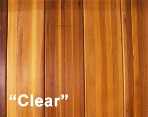 Seattle Cedar Siding Replacement, Cedar Wood, Tight Knot