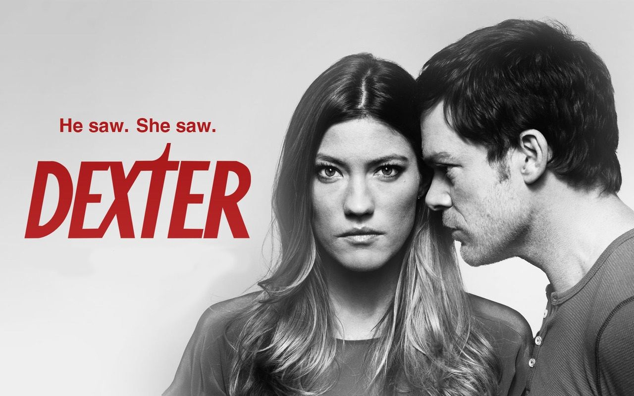 Favourite Brother And Sister Duo Dexter Seasons Dexter Wallpaper Dexter Season 7