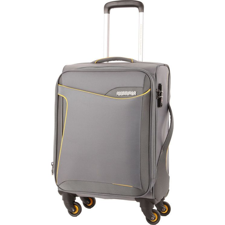 American Tourister Applite 2.0 Small Suitcase Grey | Buy Carry On ...