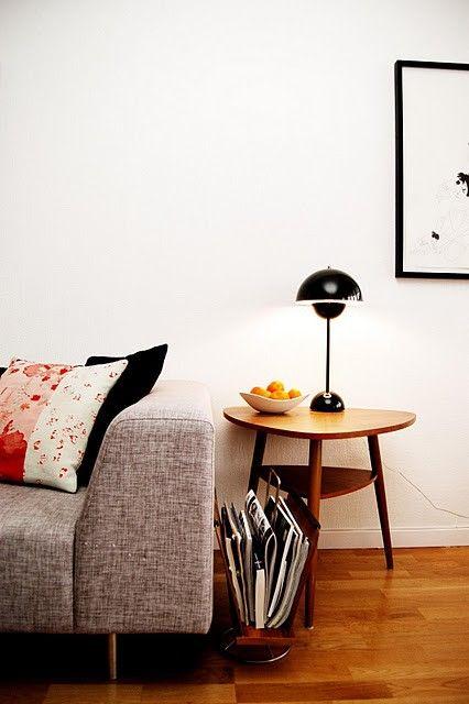 45++ White mid century modern coffee table ideas