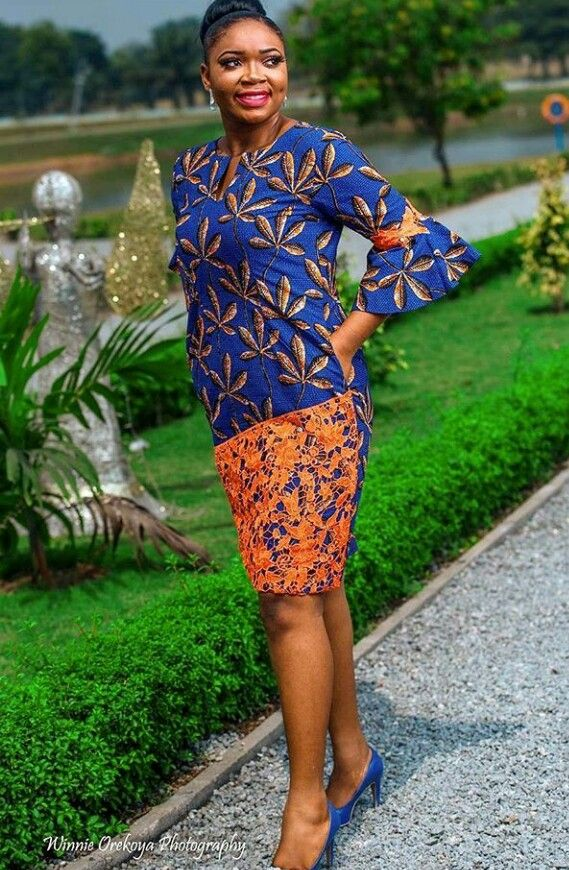 4dc53c03060 Pin by Gladys Kombe on Afro Fashion | African fashion, African fashion  dresses, African dresses for women