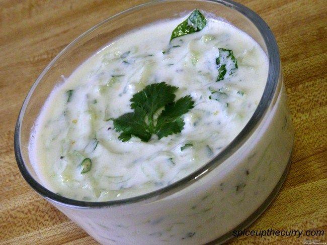 recipe: cucumber raita recipes [22]
