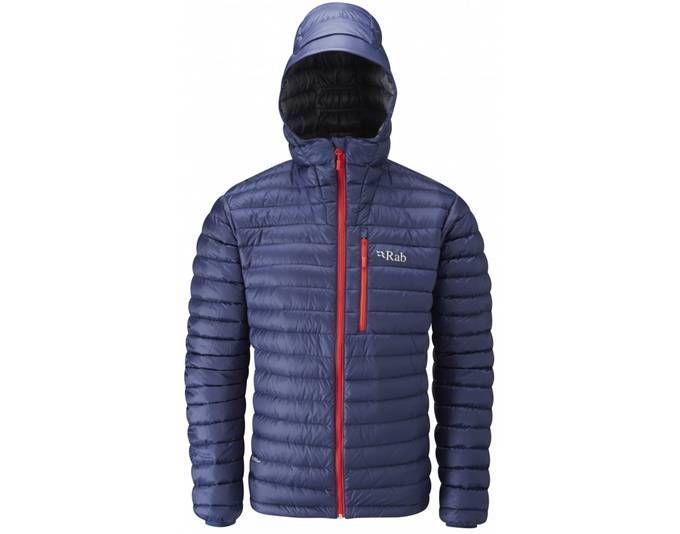 Rab Microlight Alpine Jacket - Daunenjacke Jetzt bestellen unter ...