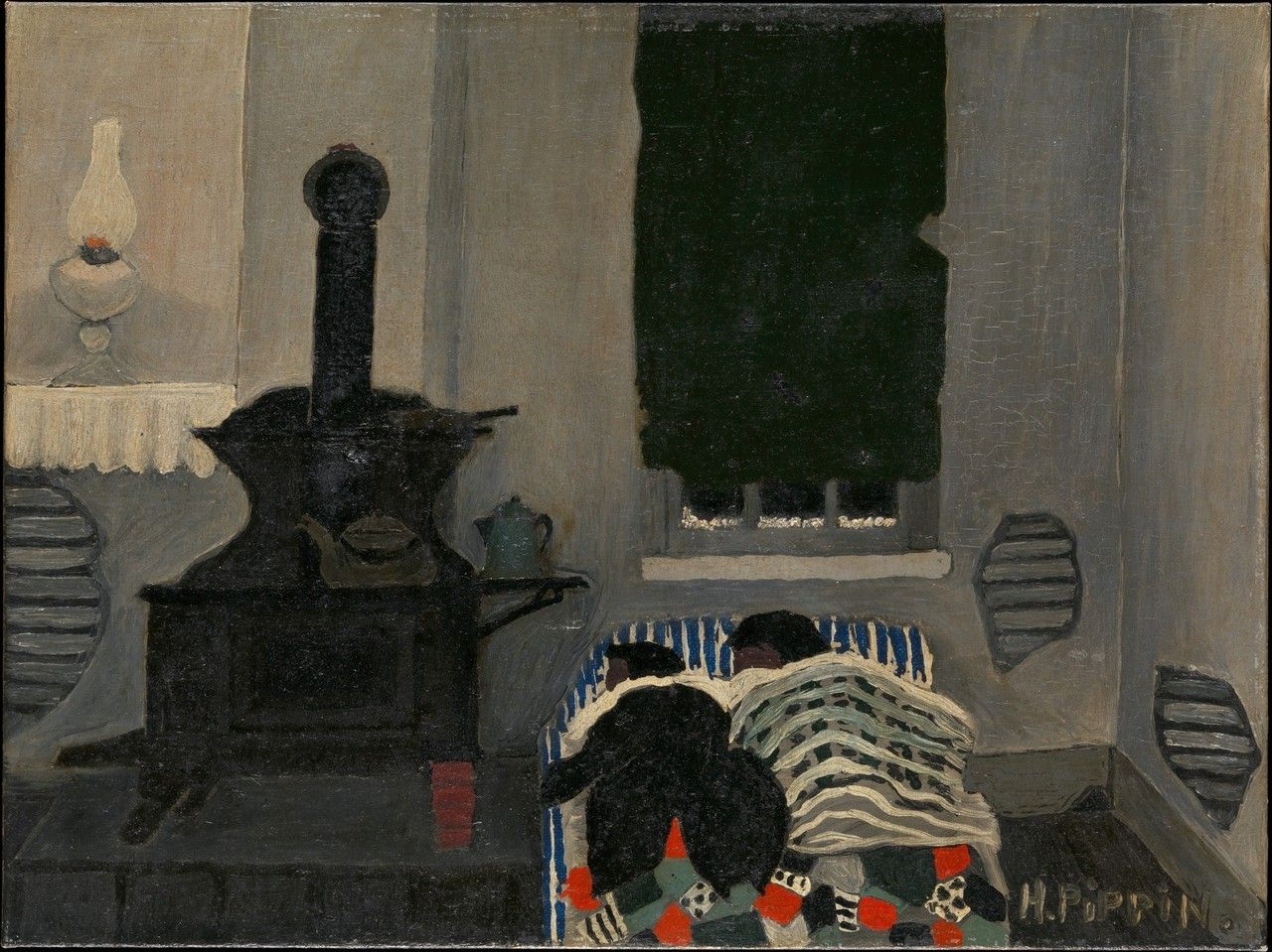 Horace Pippin Public Domain Works From The Met S European