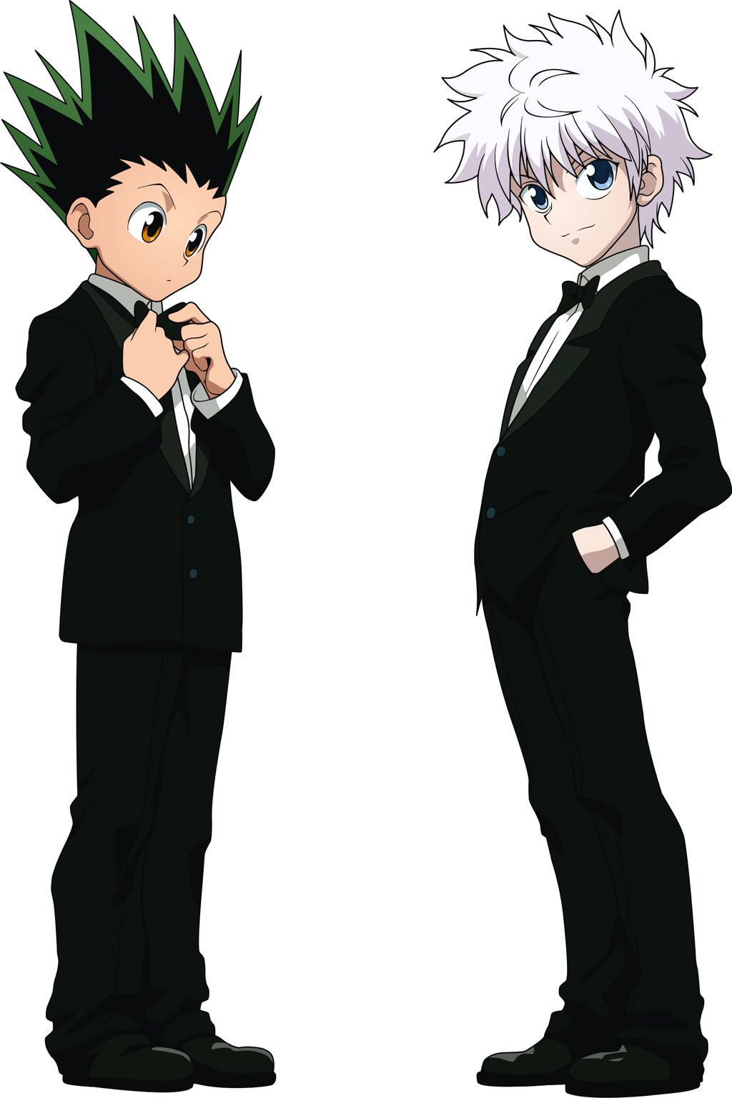 Suite Hunter X Hunter Anime : suite, hunter, anime, Killua, (HXH), Gaston-gaston, DeviantArt, Hunter, Anime,, Hunter,