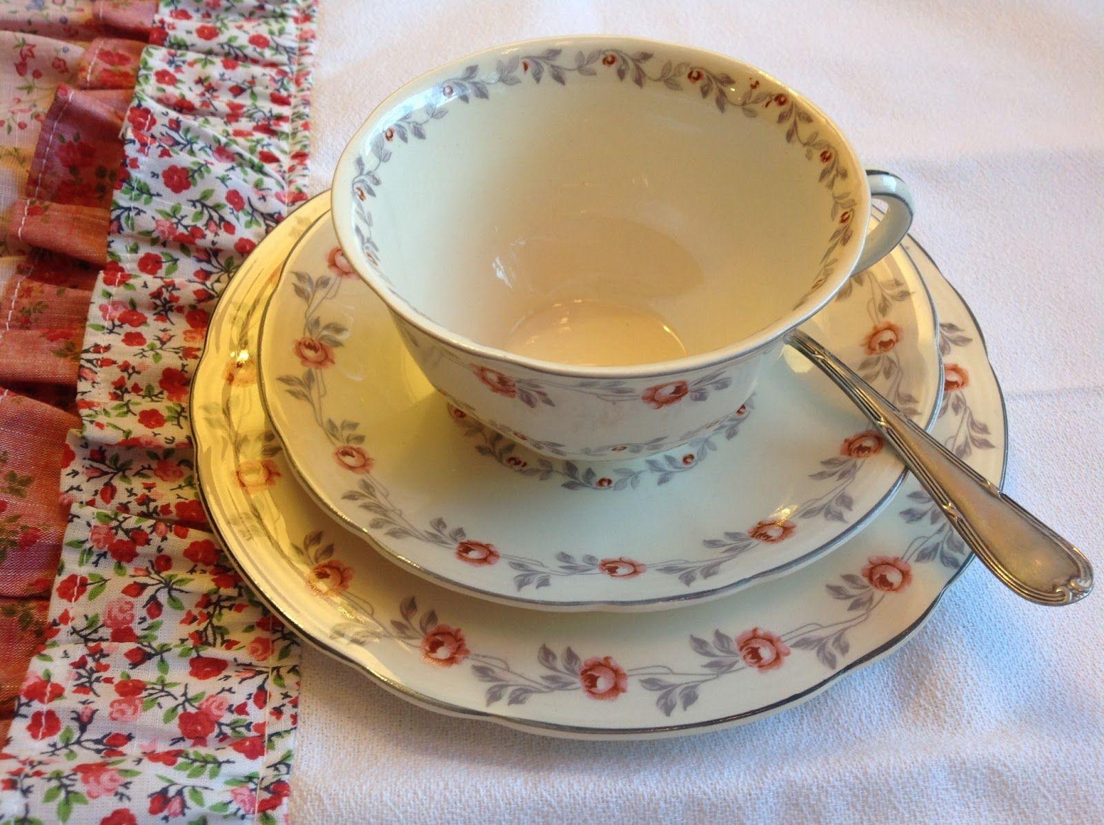 Té, Chocolate y Café