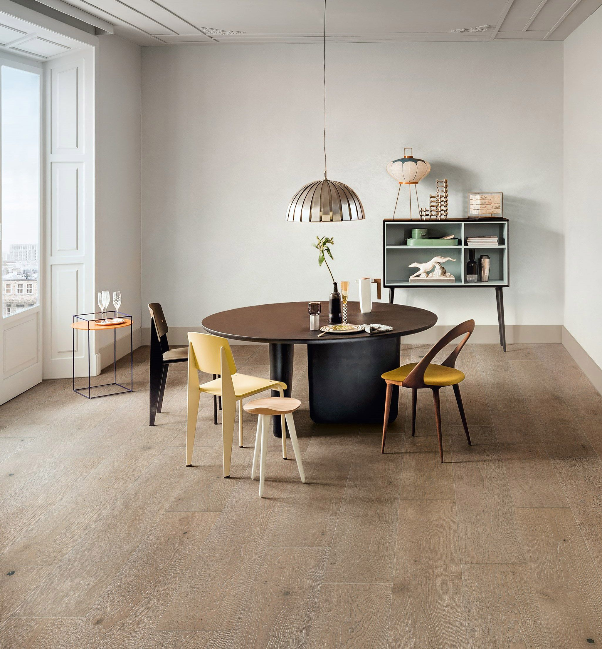 Ego by Woodco, the new collection of parquet frooring.