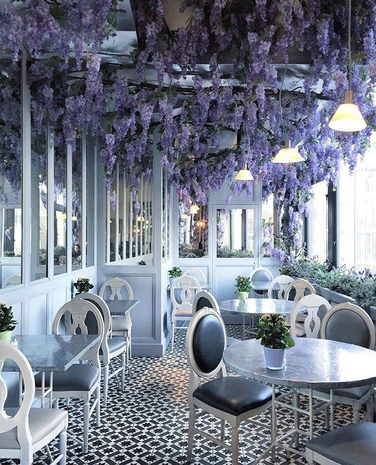 Google London Beautiful Places Cafe Design