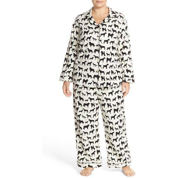 Bedhead Cats Dogs Stretch Cotton Pajamas Pajamas Women Stretch Cotton Long Sleeve Pyjamas