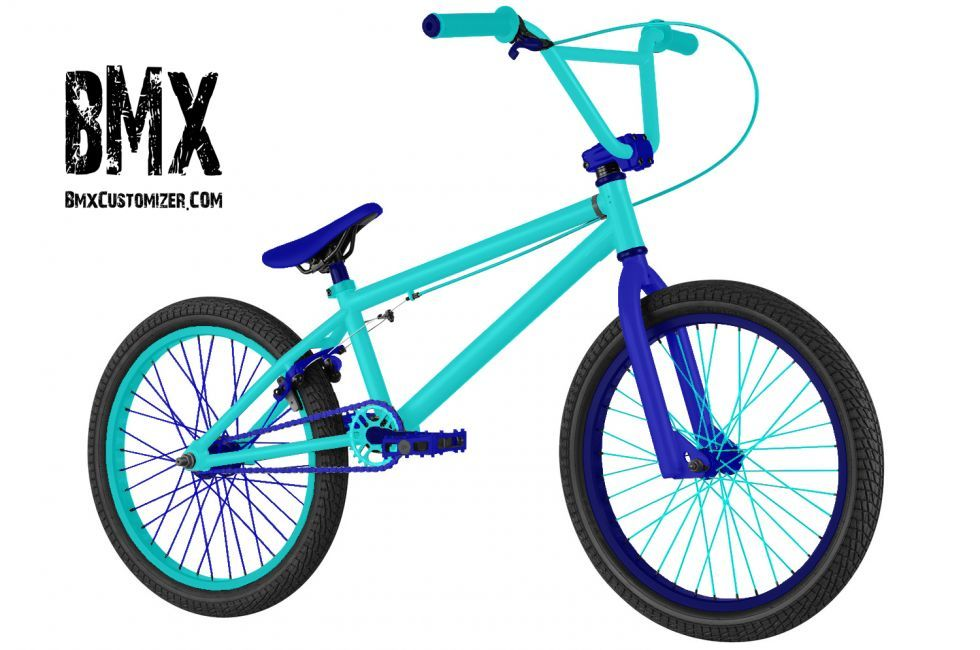 Bmx Customizer Bmx Color Designer Customize Your Own Bmx Bike Online Virtual Bike Painting App In 2020 Bmx Bikes Bmx Custom Bikes