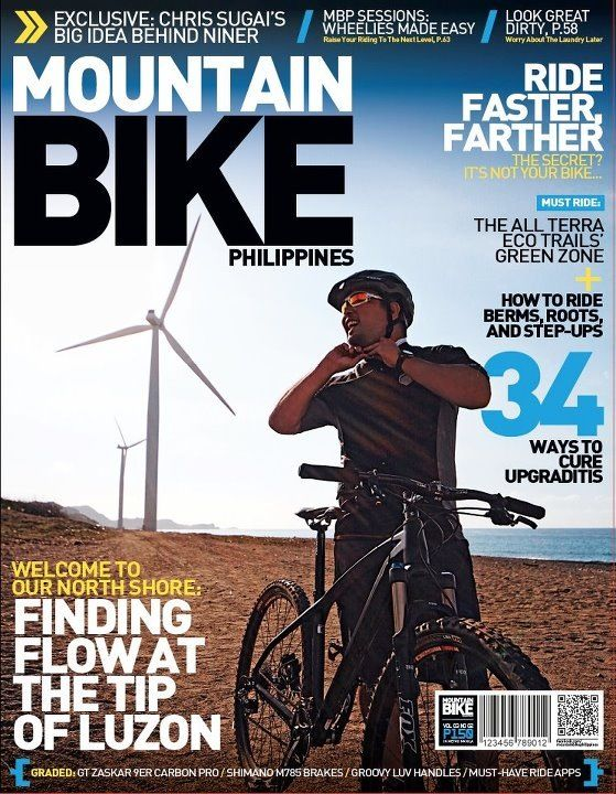 Mountain Bike Philippines Magazine July Issue Bike Book Worth