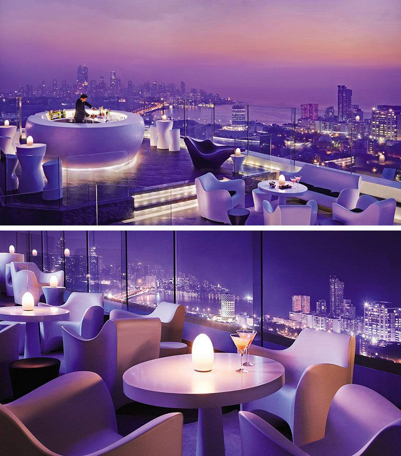 10 Incredible Hotel Rooftops From Around The World Rooftop Design Rooftop Bar Rooftop