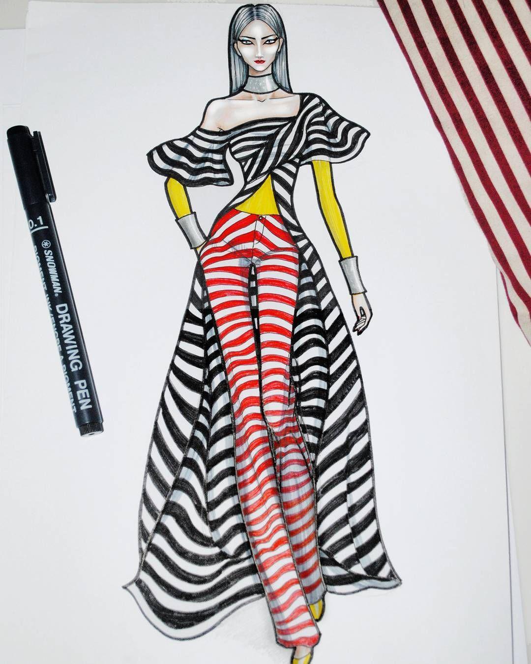 Fashion Illustration Fashion Design Sketches Croquis Fashion Illustration Fashion Design