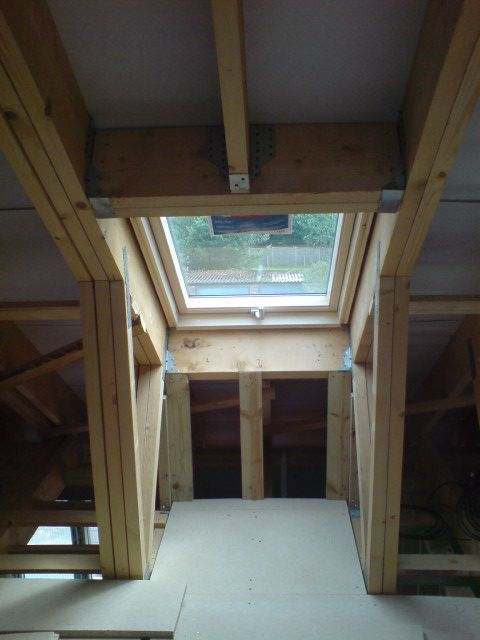 Small Velux Window Windows House Granny Flat